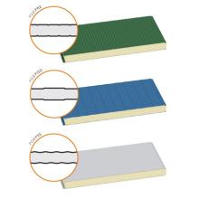 Сэндвич-панели для производства сэндвич-панелей EPS / Wall Panel