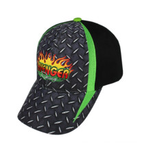 Модные флюоресцентные шапки Стильные бейсбольные кепки