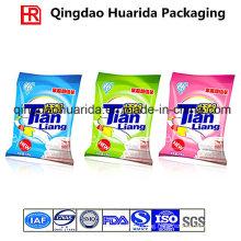 Back Sealed Laundry Detergent/Washing Powder Packaging Bag