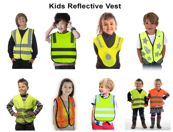 Kids Reflective Vest Related Products