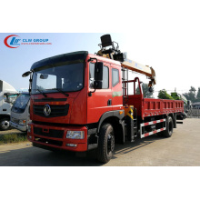 Brand New Dongfeng Truck Mounted 8T Boom Lift