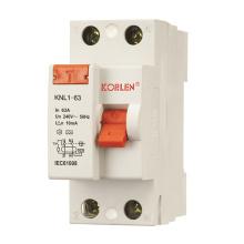 Автоматический выключатель остаточного тока для строительства
