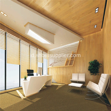 No-Formaldehyde Anti-Moth Fireproof MgO Panel Panel Ceiling
