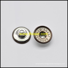 High Quality Brass Jeans Button