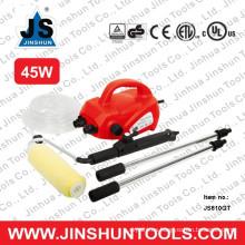 JS610GT herramienta de rodillo de pintura plástica JS Powerful Household 45W