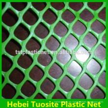2016 buen precio Hexagonal verde plástico llanas redes