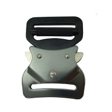 For 38mm Quick Release Adjustable Customize Buckle With Slider Bar