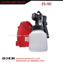 Pulverizador elétrico da pintura do poder do pulverizador da pintura de HVLP que Tanning a máquina