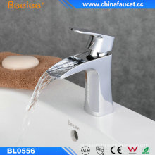 Waterfall Bathroom Beattiful Design Basin Sink Faucet