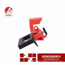 OEM BDS-D8613 Loto Lock Clamp-on Bloqueio do disjuntor Bloqueio de segurança MCB Lockout