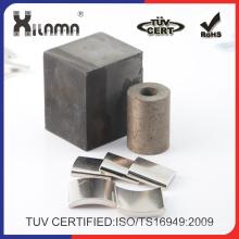 Making Permanent Neodymium Magnet N35-N52 Sintered NdFeB Rare Earth Magnet