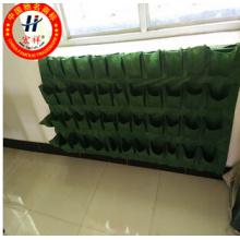 Jardinera de bolsillo de pared para jardín y decoración del hogar