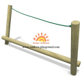 Balance Walking HPL Playground Equipment para niños