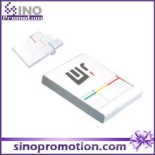 Marcador promocional de 3 cores
