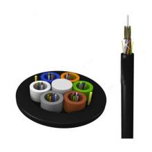 GYFTY Tubo solto não-metálico membro de força não blindados cabo de fibra óptica