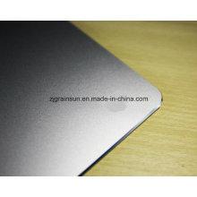 Feuille d'aluminium anodisé pour ordinateur