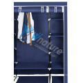 folding fabric Wardrobe, portable wardrobe for bedroom,canvan wardrobe