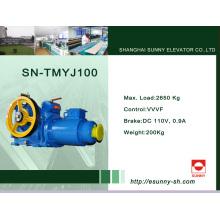 Getriebe-Traktionsmaschine für Elevaotr (SN-TMYJ100)