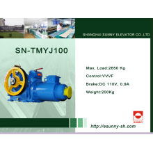 Geared Traction Machine for Elevaotr (SN-TMYJ100)