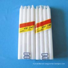 Smokeless White Stick Household Bright Candles