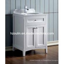 Современная деревянная Тщета ванной комнаты (БА-1115)