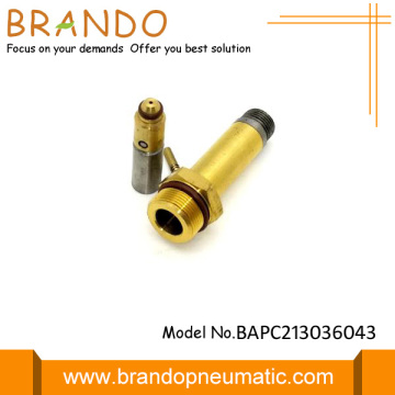 Tembaga Solenoid Tembaga Yellow Armature For Valve