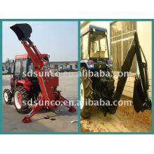 Tractopelle CE pour les tracteurs Foton & LZ & TS & Jinma