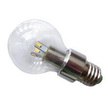 Nuevo 360degree Dimmable E27 G60 8 5630 SMD Bombilla LED de iluminación Lampen