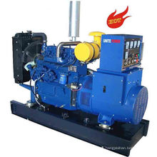 Generador de potencia del motor diésel Weifang Tianhe de 100 kVA