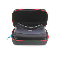 Personalized hard custom eva 3D glasses case with zipper