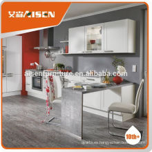 Con fábrica de garantía de calidad directamente prefabricado gabinete de cocina UV