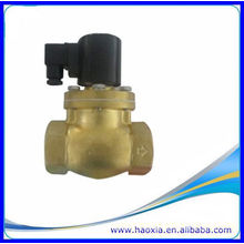 Hot Sale US 2 inch brass solenoid valve for steam