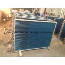Intercambiador de calor de aire para enfriamiento