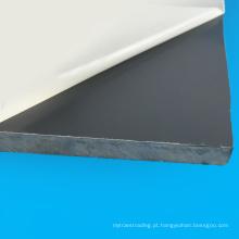 Folha dura dupla do PVC do filme protetor para o quadro de avisos