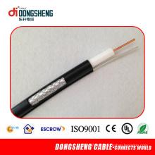 Precio de fábrica Rg11 CCTV Cable / CATV Cable / Cable coaxial