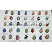 Factory Wholesale charm shambala bracelet with skull beads FC-08