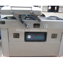Double sealing vacuum packing machine DZQ-2SA-600