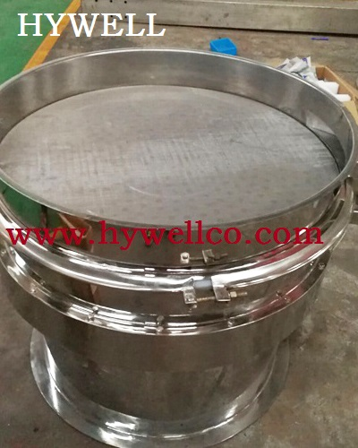 Sifter for Metal Powder