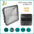 Pure White 75W LED Canopy Light