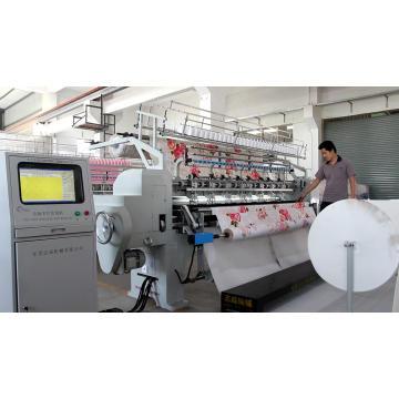 CS110-3 Lock-Stitch Quilting Machine with Top Quality