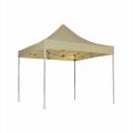 Tenda pop-up com dossel, camping, barraca dobrável de aço