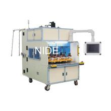 Machine d'enroulement de bobine de stator à moteur à induction de huit stations de travail