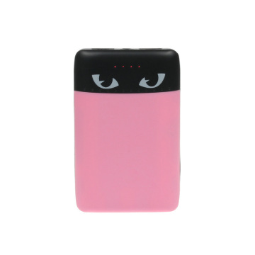 Cute Design benutzerdefinierte Power Bank externe Batterien