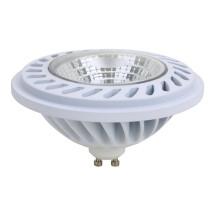 LED-Strahler Es111 COB 13W 1050lm GU10 AC100 ~ 265V weißes Gehäuse