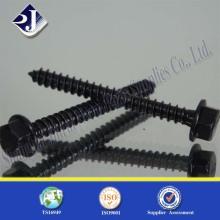 Proveedor de China Jinrui de alta resistencia Hex brida madera tornillo