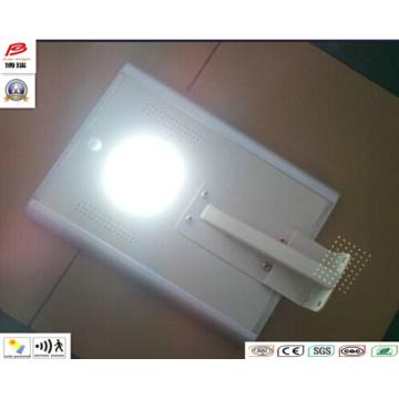 6W All-in Integrated Solar LED Garden Street Light