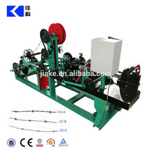 CS-B High Efficiency Single Unit Barbed Wire Machine