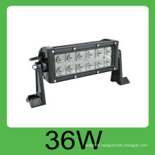 Hot sale 36W IP68 DC10v-30V auto led work lamp,3 years warranty
