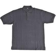 Venta caliente desgaste deportivo llano Polo Camisa de béisbol de golf con logotipo impreso (P0003)