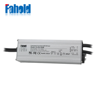480V LED Driver UL listed
